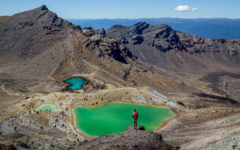 Emerald Lakes Tongariro Crossing, Foto: Camilla Rutherford