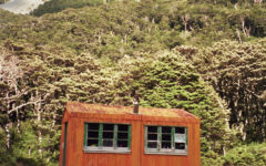 Crow Hut. Arthur's Pass Nationalpark