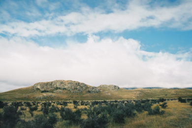 Edoras / Mount Sunday