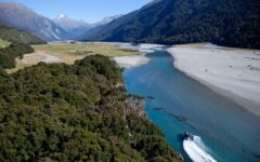 Wilderness Jet-Boating in Mt Aspiring National Park, Wanaka