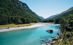 East Matukituki Valley, Mount Aspiring