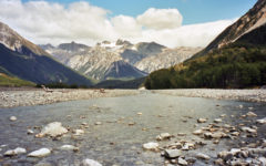 Waimakairi River, Arthur's Pass Nationalpark
