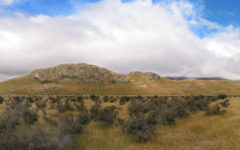Edoras / Mount Sunday.