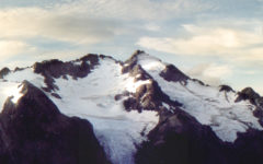 Shaler Range, Arthur's Pass Nationalpark