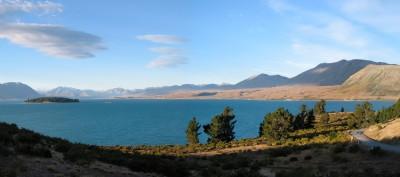 Lake Tekapo, Neuseeland