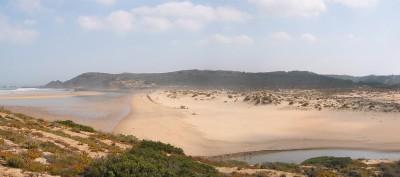 Praia da Amoreira, Portugal