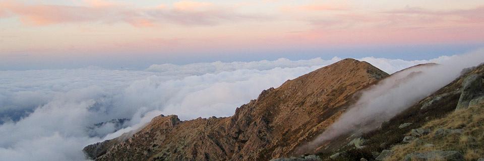 GR 20, Korsika