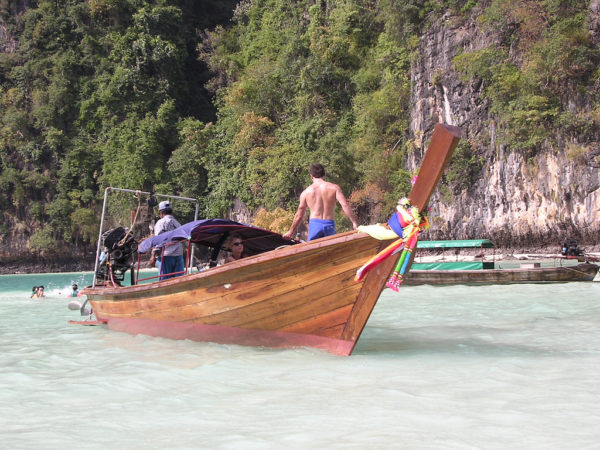 Thailand Koh Phi Phi Leh Tauchen