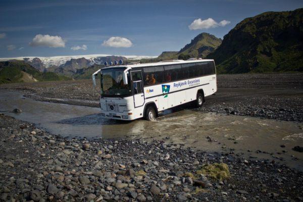 Bus Island Reykjavik Excursions