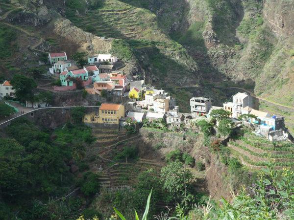 Fontainhas, Santo Antão, Kapverden