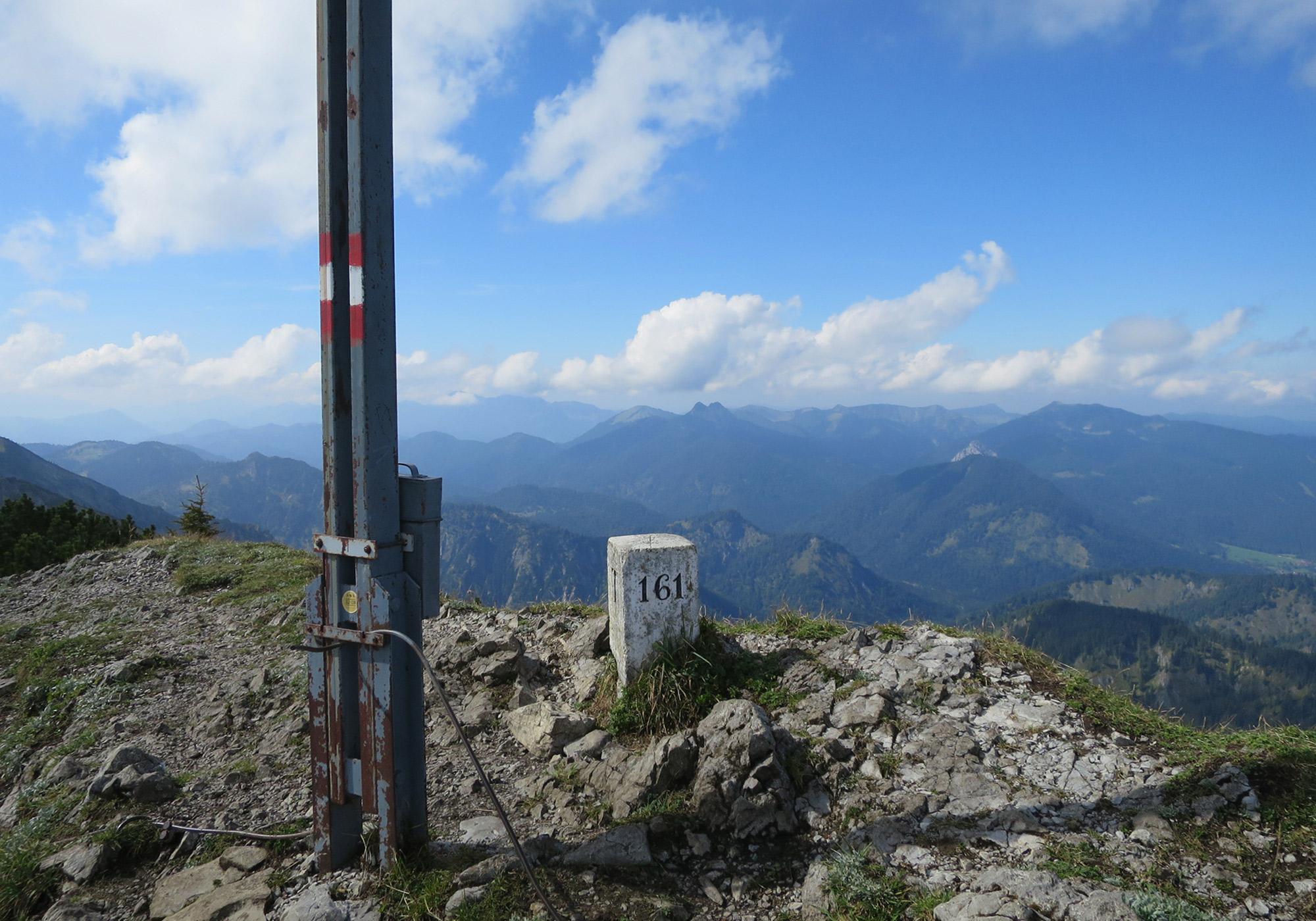 Halserspitze (1.862m)
