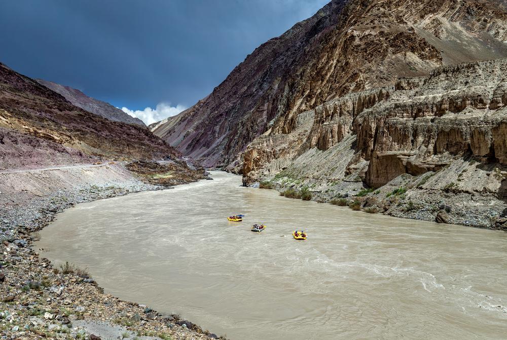 Zanskar Wildwasser-Rafting