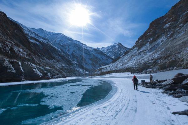 Indien Abenteuerurlaub Chadar Trek