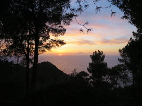 Mallorca GR 221 – Sonnenuntergang