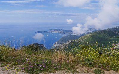 Trip entlang der Côte d'Azur