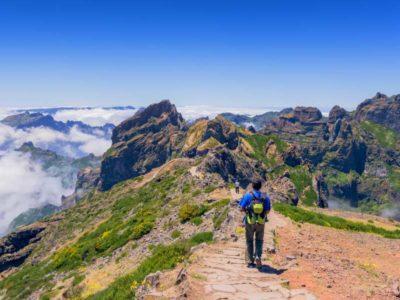 Wandern und Trekking auf der Blumeninsel Madeira
