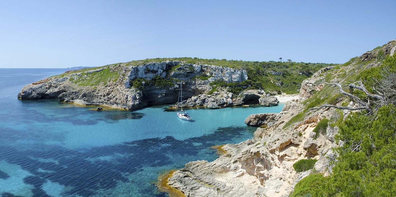 Cala des Marmols, Mallorca. Von Rafael Martin-Gaitero auf Shutterstock