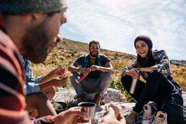 Tipps für Outdoor- und Survival-Touren | auch in der Gruppe gilt: Ruhe bewahren