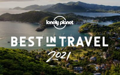 Lonely Planet's Best in Travel 2021