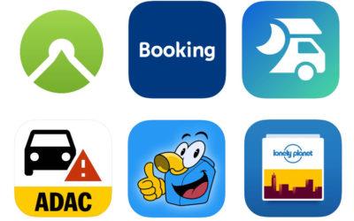 Die besten Apps für die Reiseplanung