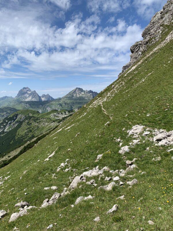 Biberkopf Südflanke