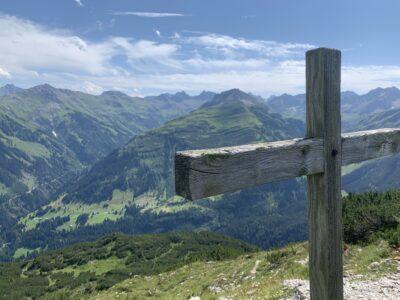 Kreuz an der Mäuerleshütte