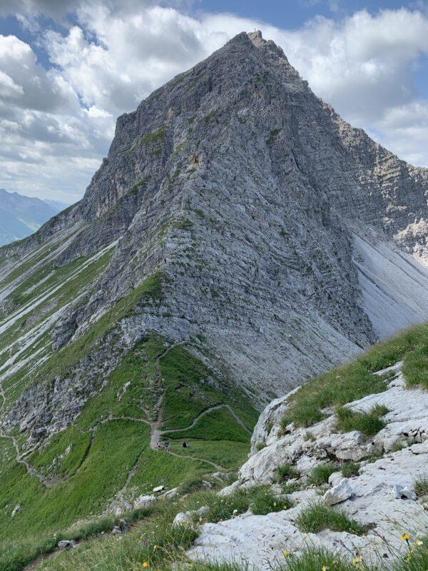 Klettersteig Karhorn