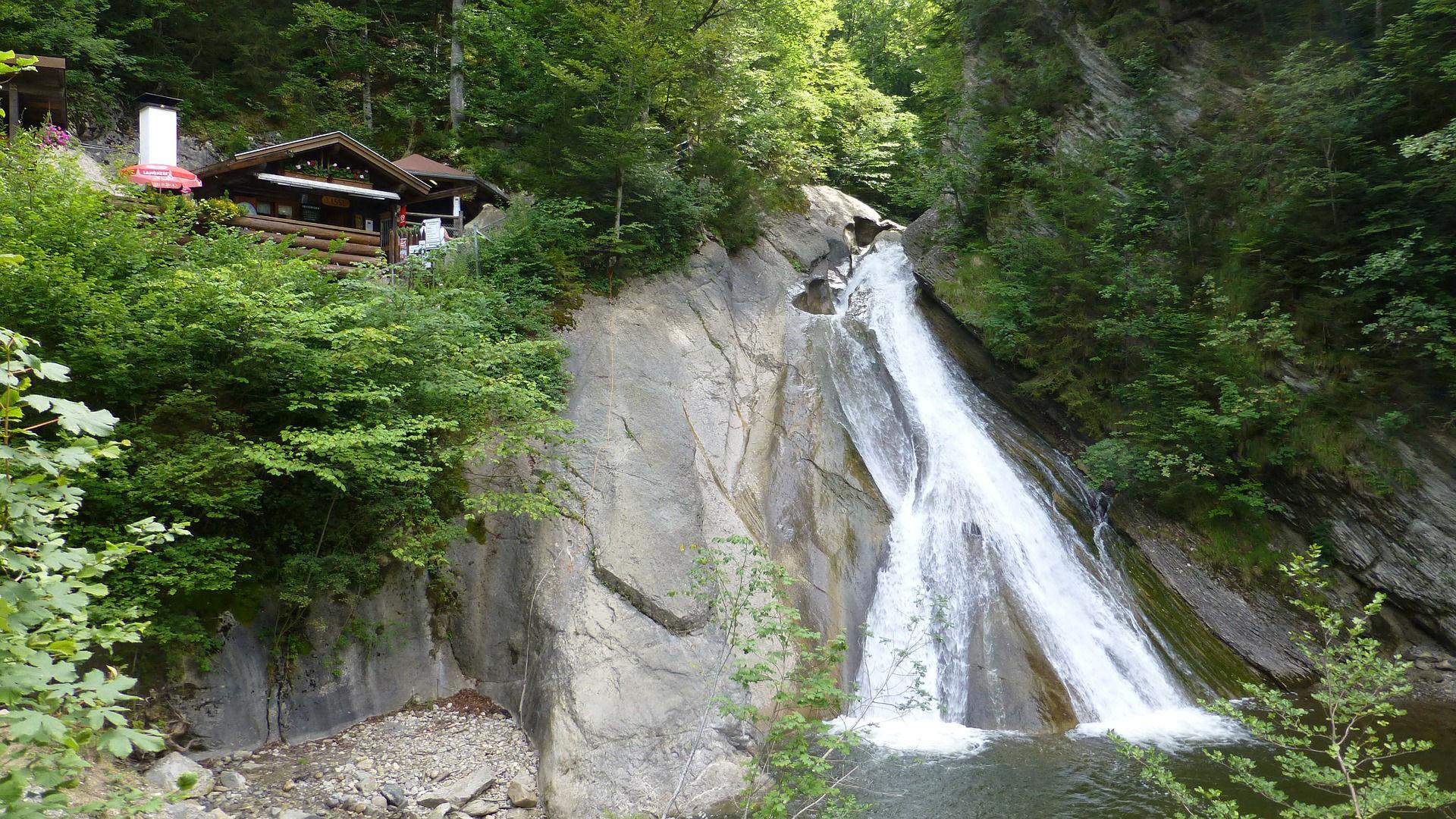 Canyoning im Allgäu / Starzlachklamm